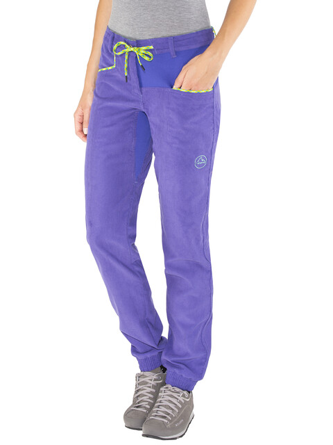 La Sportiva Wave - Pantalones de Trekking Mujer - azul